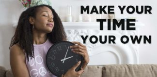 Make Your Time Your Own   Acting Resource Guru