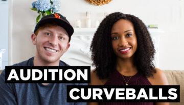 How To Handle Audition Curveballs | Acting Resource Guru