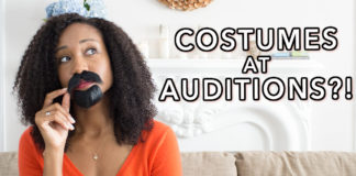 Should You Ever Wear A Costume To An Audition? | Acting Resource Guru