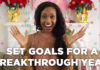 Set Goals For A Breakthrough Year! | Acting Resource Guru