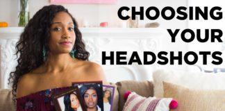 Choosing Your Headshots As An Actor! | Acting Resource Guru