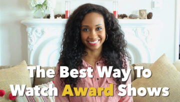 The Best Way To Watch Award Shows | Acting Resource Guru
