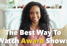 The Best Way To Watch Award Shows | Acting Resource Guru