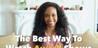 The Best Way To Watch Award Shows   Acting Resource Guru