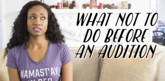 What NOT To Do The Night Before An Audition | Acting Resource Guru