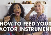 How To Nourish Your Actor Instrument | #HealthyActorSeries | Acting Resource Guru