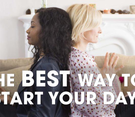 The Best Way To Start Your Day   #HealthyActorSeries   Acting Resource Guru