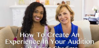 How To Create An Experience In Your Audition | Acting Resource Guru