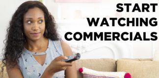 Start Watching Commercials! | Acting Resource Guru