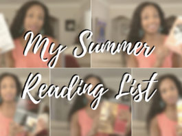 Ajarae's Summer Reading List | Acting Resource Guru