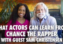 What Actors Can Learn From Chance The Rapper (with guest Sam Christensen!) | Acting Resource Guru