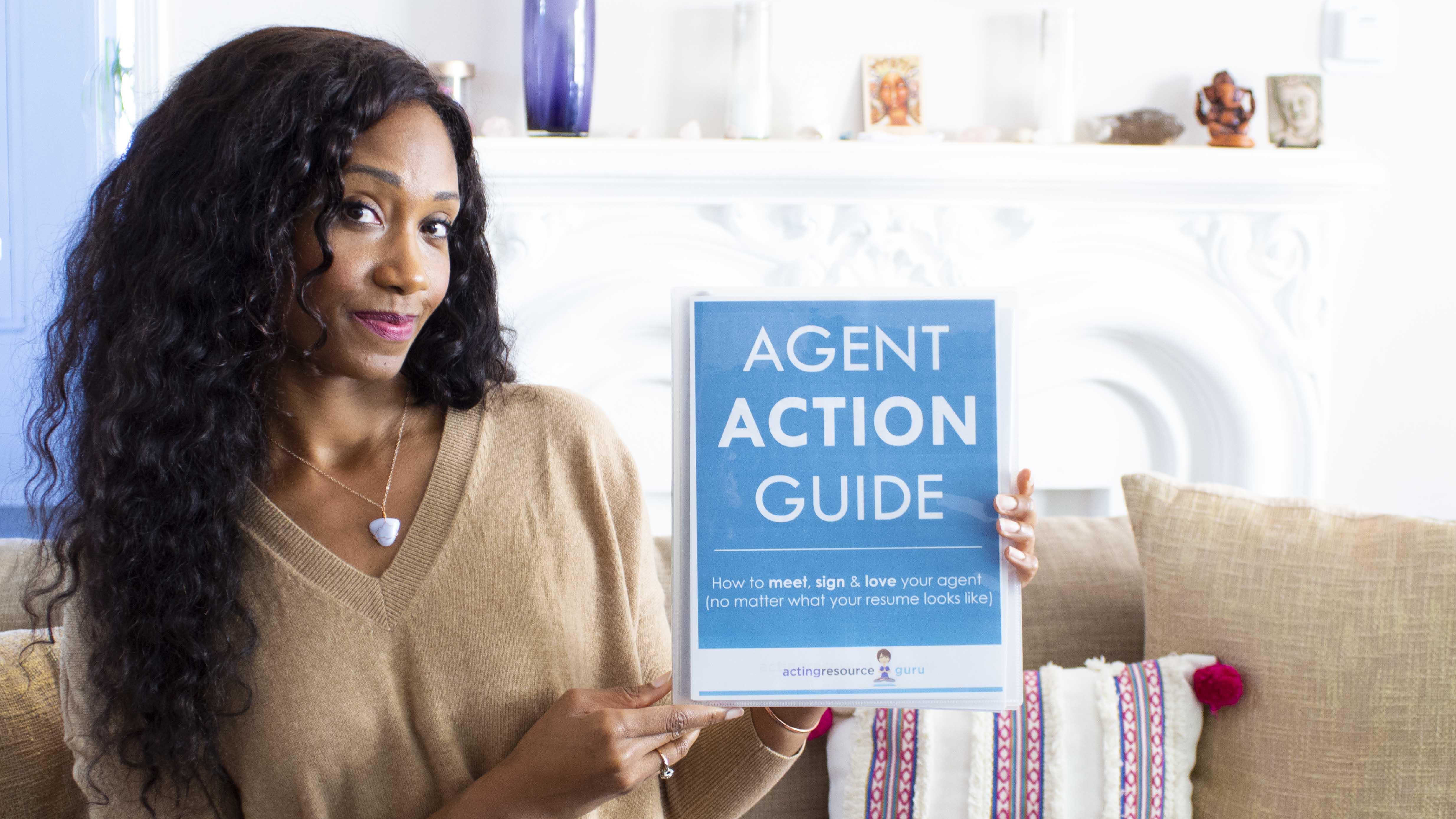 How To Meet, Sign & Love Your Agent! | Acting Resource Guru