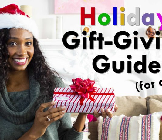 Your Holiday Gift-Giving Guide | Acting Resource Guru