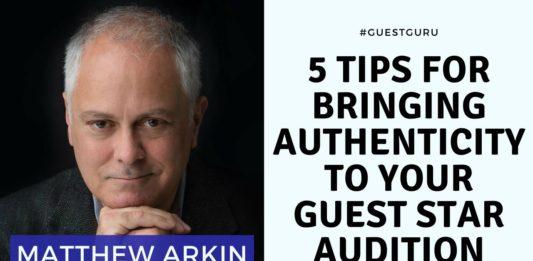 Matthew Arkin | Acting Resource Guru