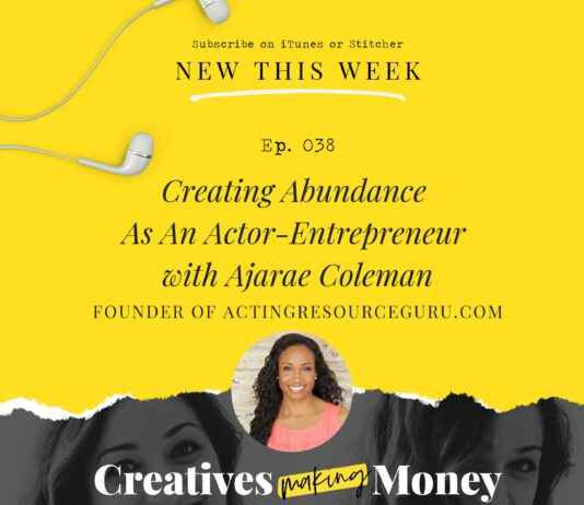 Creatives Making Money | Ajarae Coleman