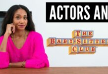 Why Actors Are Like... THE BABYSITTERS CLUB?! | Acting Resource Guru