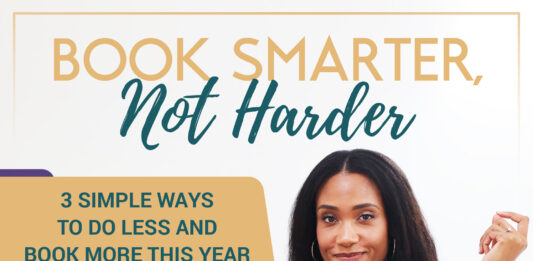 Time To Book Smarter, Not Harder!