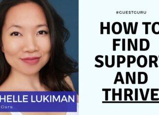 Michelle Lukiman   Acting Resource Guru